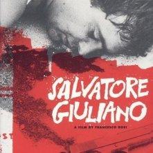 La locandina di Salvatore Giuliano