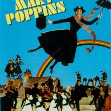 La locandina di Mary Poppins