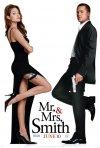 La locandina di Mr. and Mrs. Smith