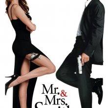 La locandina di Mr. and Mrs. Smith