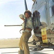 Matthew McConaughey in una scena di Sahara