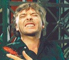 David Hemmings in una scena di Profondo Rosso