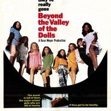 La locandina di Hollywood Vixens