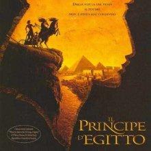 La locandina di Il principe d'Egitto