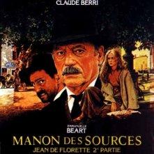 La locandina di Manon delle sorgenti