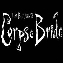 La locandina di The Corpse Bride