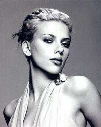 Una elegante Scarlett Johansson