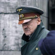 Bruno Ganz è Adolf Hitler ne La caduta