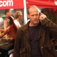 Jason Statham in una scena di Cellular