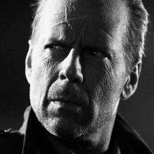 Bruce Willis in una scena di Sin City