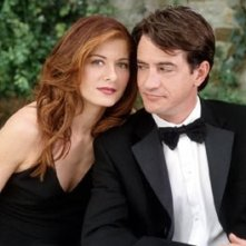 Debra Messing e Dermot Mulroney