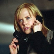 Nicole Kidman in una immagine di scena di The Interpreter