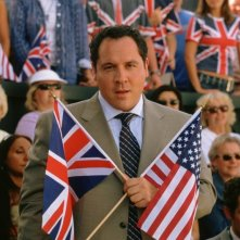 Jon Favreau in una scena del film Wimbledon