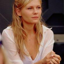 Kirsten Dunst in una scena del film Wimbledon, del 2004