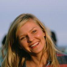 Kirsten Dunst in una scena del film Wimbledon