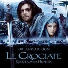La locandina italiana de Le crociate