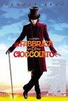 La locandina italiana di Charlie e la fabbrica di cioccolato