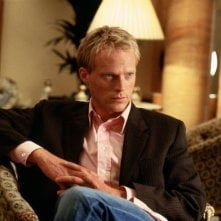 Paul Bettany in una scena del film Wimbledon