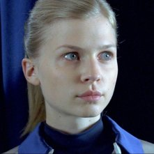 Clémence Poésy in una scena del film Harry Potter e il calice di fuoco