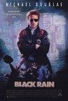 La locandina di Black Rain - Pioggia sporca