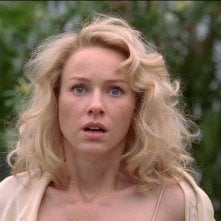 L'attrice Naomi Watts in una scena di King Kong