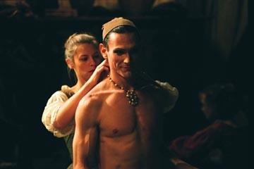 Billy Crudup E Claire Danes In Una Scena Di Stage Beauty 13803