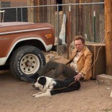 Chris Evans in una scena di Cellular