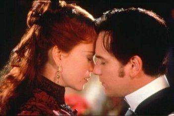 Ewan McGregor e Nicole Kidman nei panni di Christian e Satine