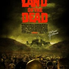 Il manifesto americano di Land of the Dead