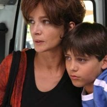 Laura Morante e Marco Ragno in una scena di Non aver paura