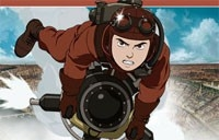 Ray Steam, protagonista di Steamboy