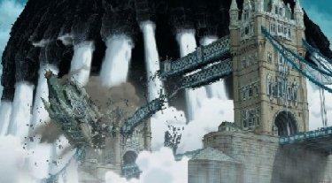 Una spettacolare immagine di Steamboy di Otomo
