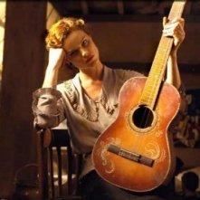Eva Herzigova nel film I colori dell'anima - Modigliani