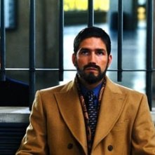 James Caviezel in una scena di The Final Cut