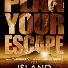 La locandina di The Island