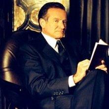 Robin Williams in una scena di The Final Cut (2004)