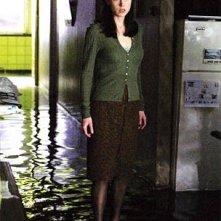 Jennifer Connelly in una scena di Dark Water remake dell'omonimo horror giapponese