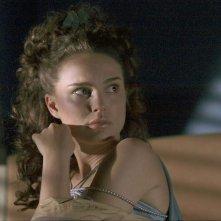 Natalie Portman in una scena del film Star Wars ep. III - La vendetta dei Sith
