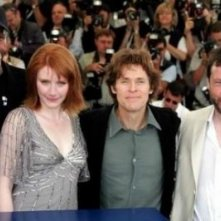 Danny Glover, Bryce Dallas Howard, Willem Dafoe e Lars Von Trier