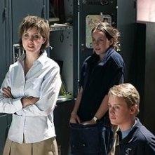 Eva Amurri, Jena Malone e Macaulay Culkin in una scena di Saved!