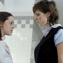 Jena Malone ed  Eva Amurri  in una scena di Saved!