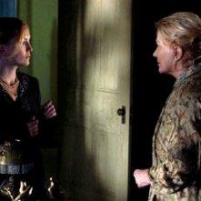 Kate Hudson e Gena Rowlands in una scena di The Skeleton Key