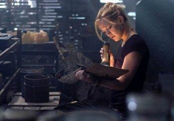Kate Hudson in una immagine del thriller soprannaturale Skeleton Key