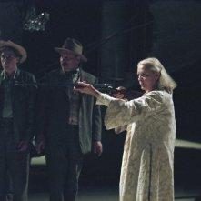 Lauren Bacall in una scena di Manderlay