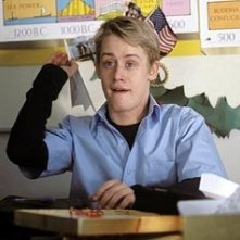 Macaulay Culkin in una scena di Saved!