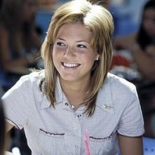 Mandy Moore in una scena di Saved!