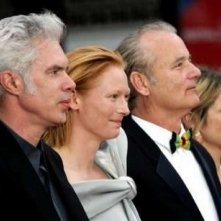 Jim Jarmusch, Tilda Swinton, Bill Murray e Julie Delpy