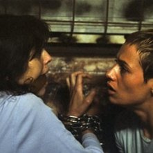 Maiwenn Le Besco e Cecile De France in una scena di Alta Tensione