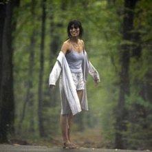 L'attrice Maiwenn Le Besco in una scena di Alta Tensione