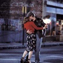 Rachel McAdams e Ryan Gosling in una scena di Le pagine della nostra vita